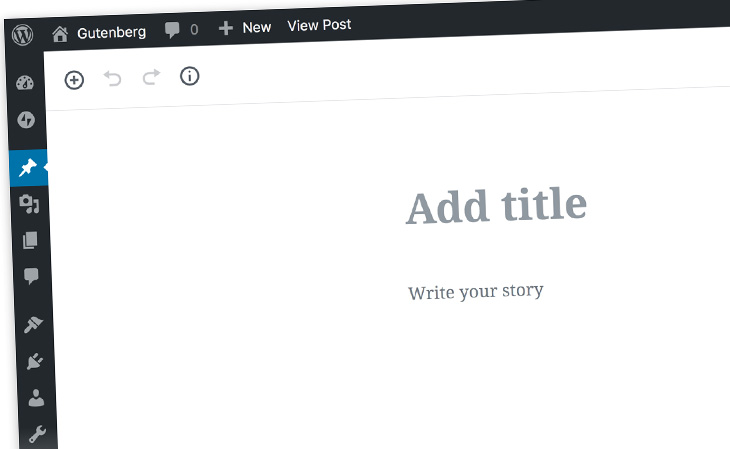 WordPress – Sådan deaktiverer du den nye Gutenberg editor
