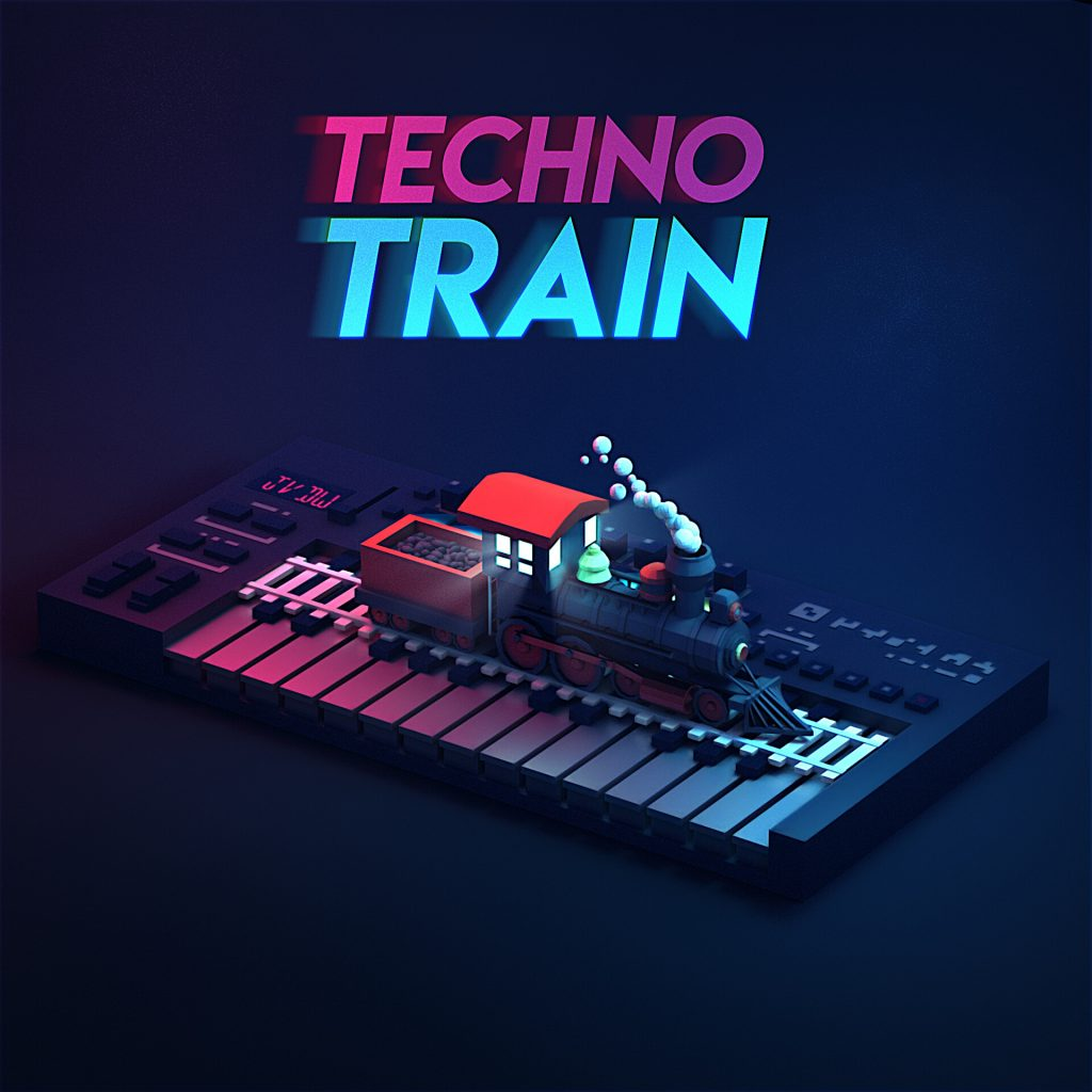 JVDW – Techno Train