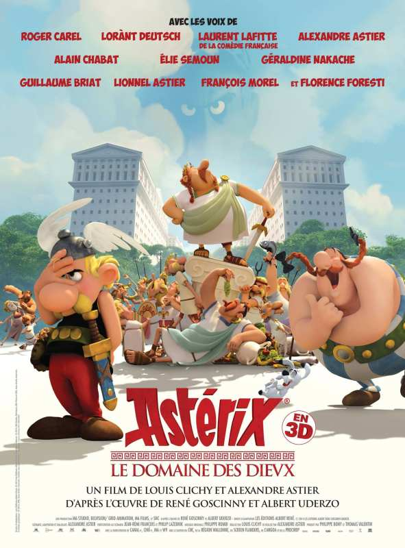 Astérix and Obelix