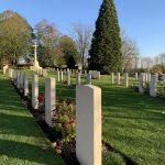 Rampart cemetery