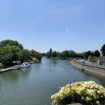 La Charente, direction La Rochelle