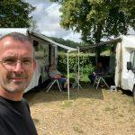 Aire de Camping Car - Clères