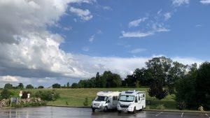 Aire de Campingcar - Gron