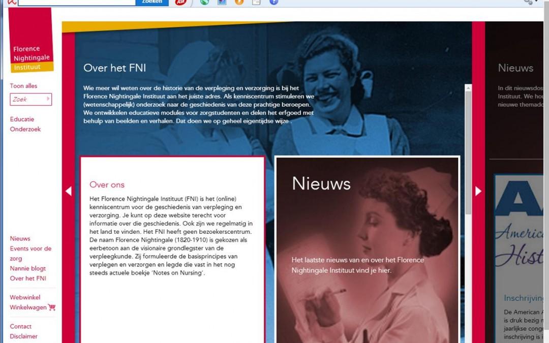Florence Nightingale online