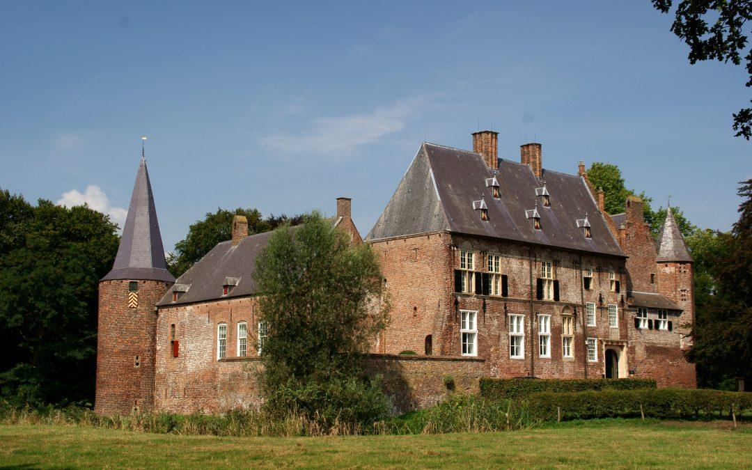 Een nieuwe donjon voor kasteel Hernen?