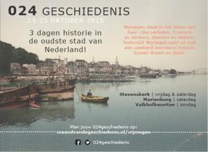 024Geschiedenis in Nijmegen