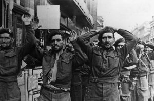 Britse krijgsgevangenen in Arnhem
