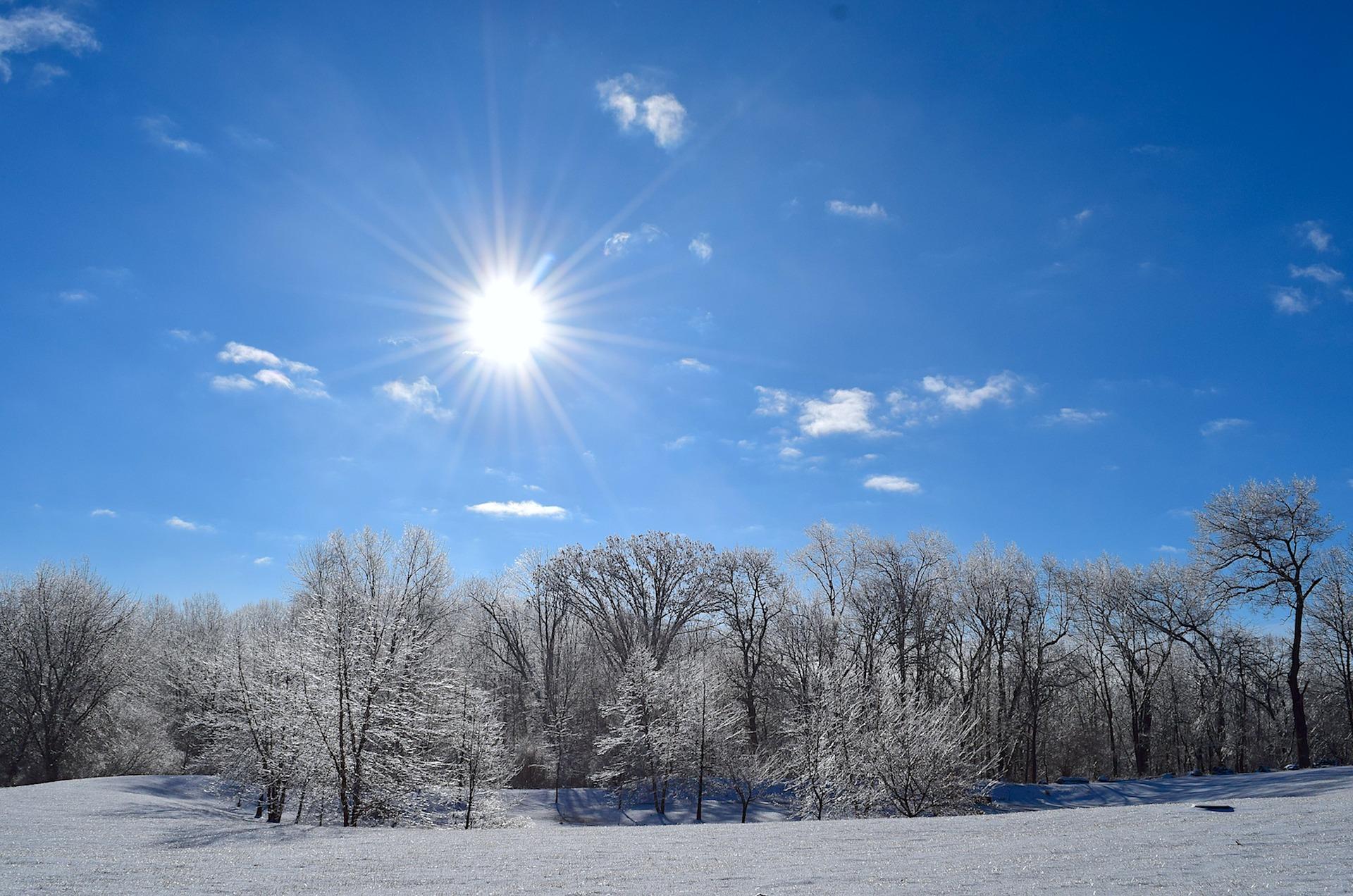 Solen skickar inga räkningar.