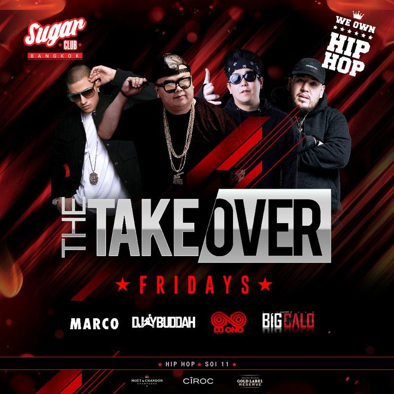 Hip Hop Nightclub