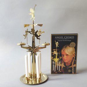 tradition klassisk klassiker massing ljusstake jul