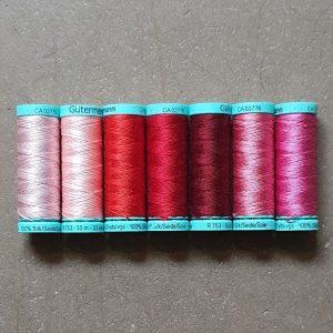 silke silkesgarn broderisilke siden brodera frittbroderi broderi broderigarn broderikit materialsats yllebroderi ullgarn