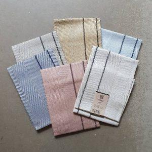 handduk linnehandduk linhandduk lin linne kokstextil textil linnetextil klassbols linnevaveri