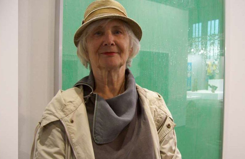 Sybil Wagener Portrait Foto