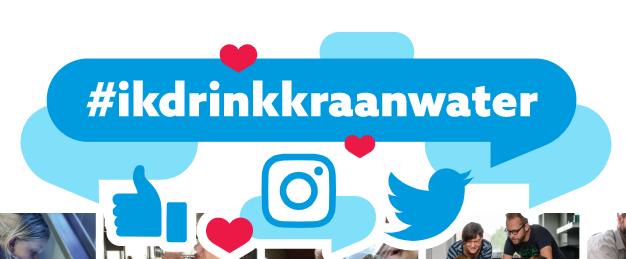 #ikdrinkkraanwater