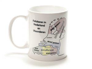 Mok Feliciteren in België en Nederland