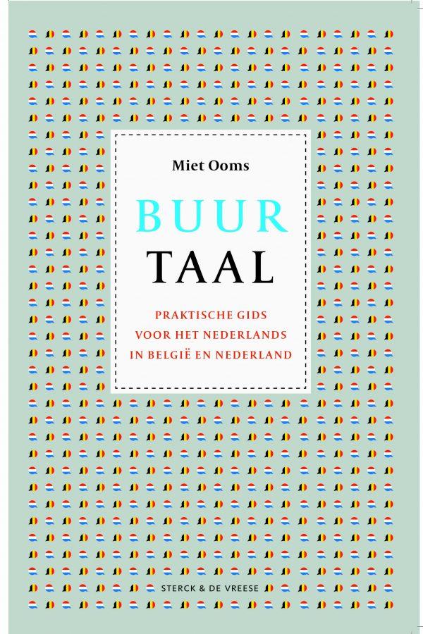 Omslag Buurtaal Praktische gids voor het Nederlands in België en Nederland