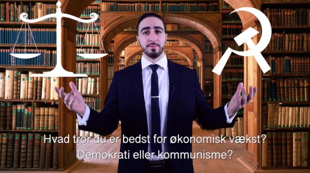 Demokrati vs kommunisme