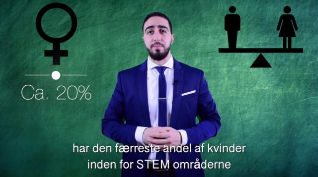 Ligestilling og STEM
