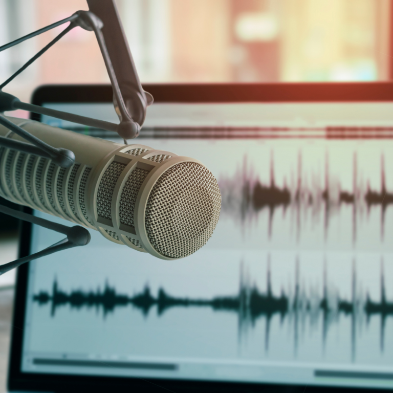 Podcast Service Virtuelle Assistenz Postproduction Postproduktion Episode Folge Schnitt Aufbereitung Tatjana Kiefler Assistentin Upload Support