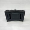 5 chamber coin dispenser back view