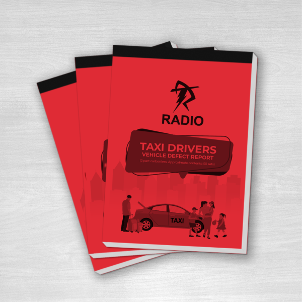 Taxi drivers vehicle defect report
