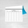 Account work log