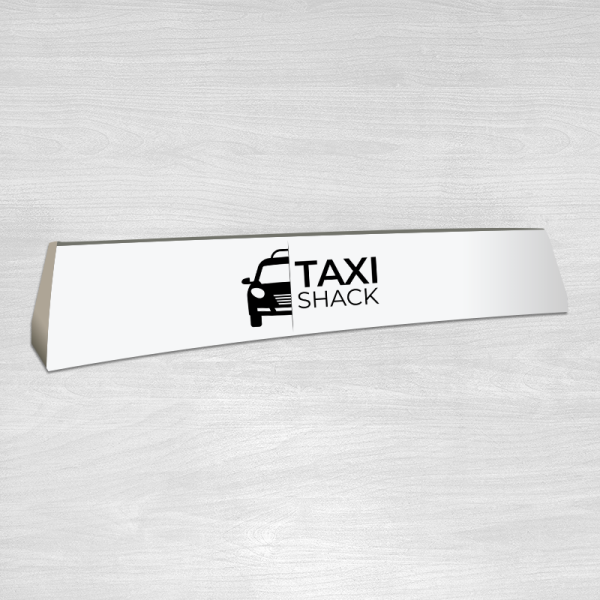 Angle 36 white taxi top