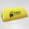 Euro 14 yellow taxi top sign