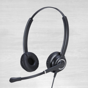 Telephone headset