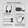 Whats includded with headset