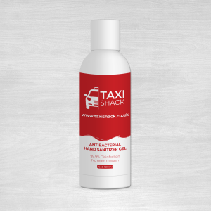 Antibacterial hand sanitizer gel taxishack