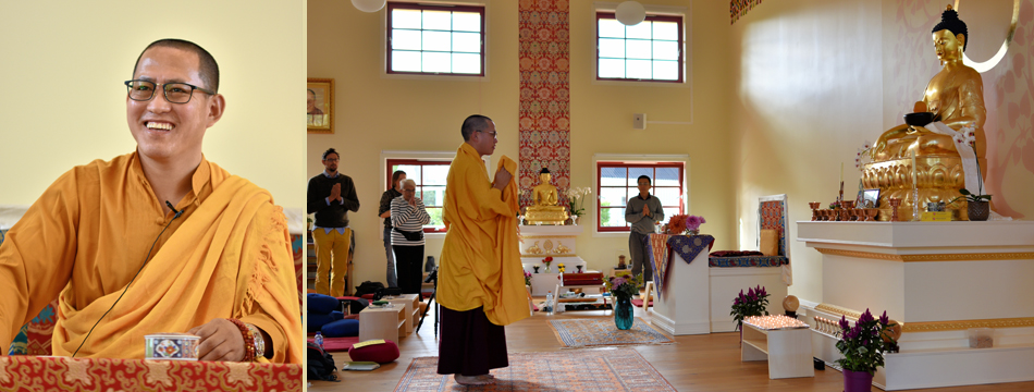 Teachings of Khenpo Sangpo Rinpoche