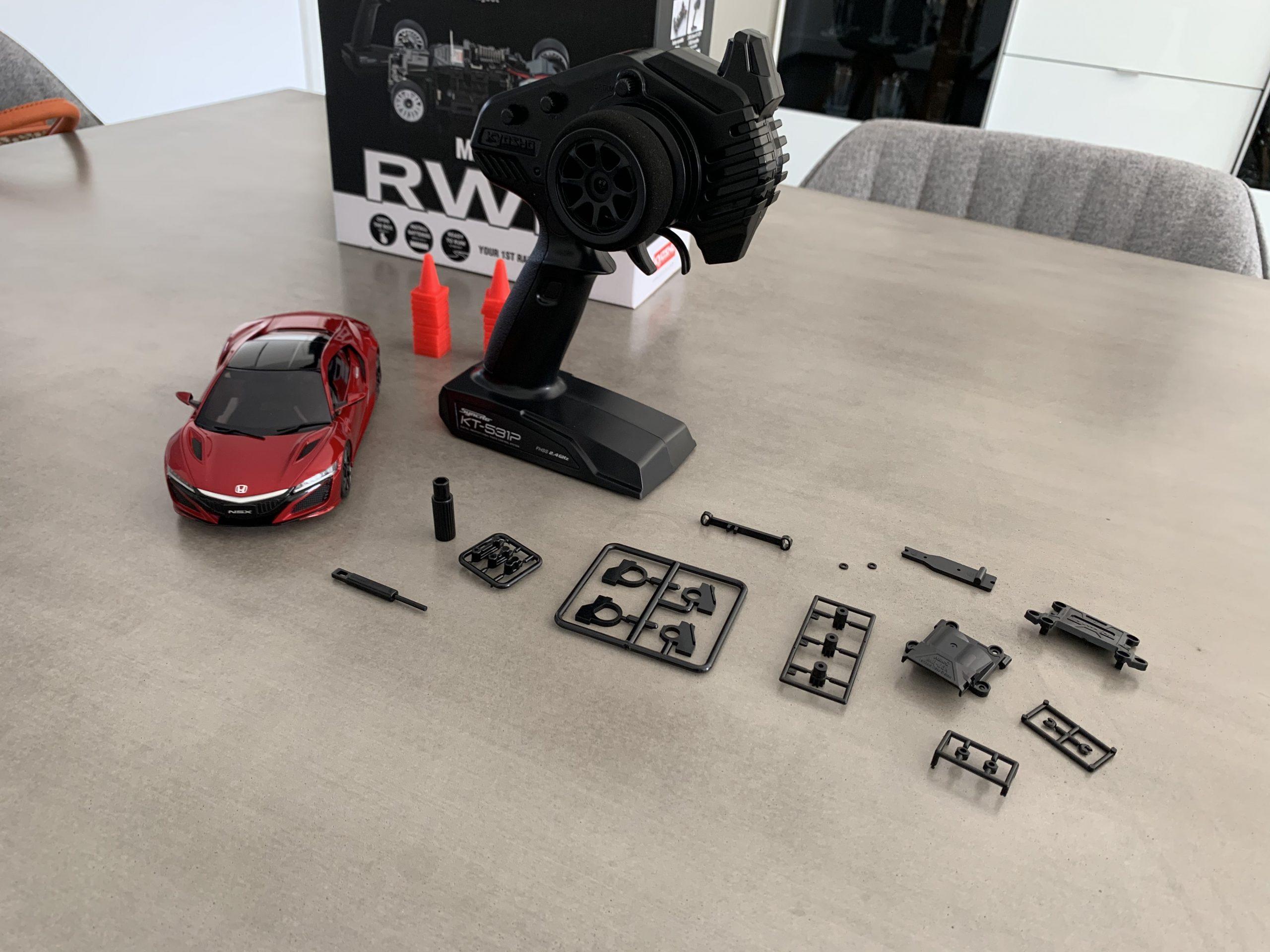Mini Z RWD Zubehör und Ersatzteile