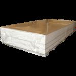 Horizontal stretch packaging item 13 - Gypsum boards