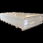 Horizontal stretch packaging item 14 - Gypsum Sandwich plates