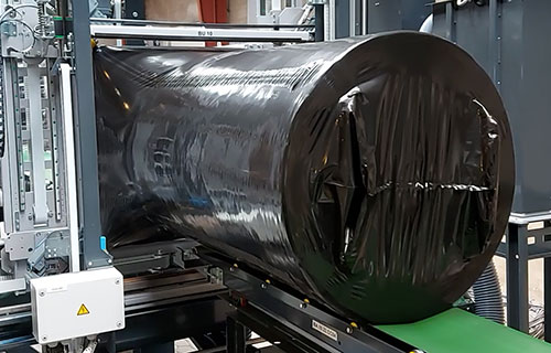 Reduce excessive film consumption for packaging