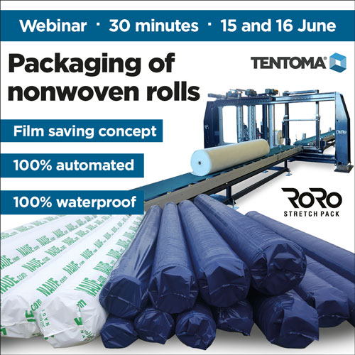 Sign up for our webinar about roll packaging