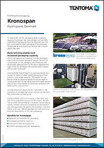 Kronospan case story