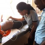 On the road with mobile ultrasound!