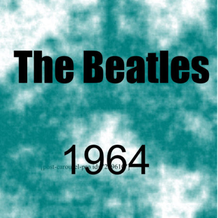 The Beatles 1964 – med Per Wium