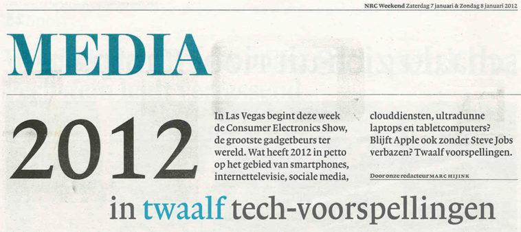 TechTrends 2012