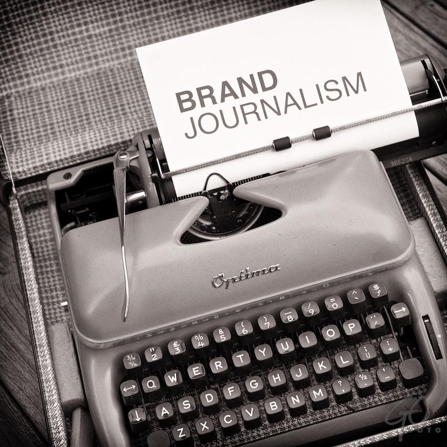 Journalisten in de knel - Brand Journalism