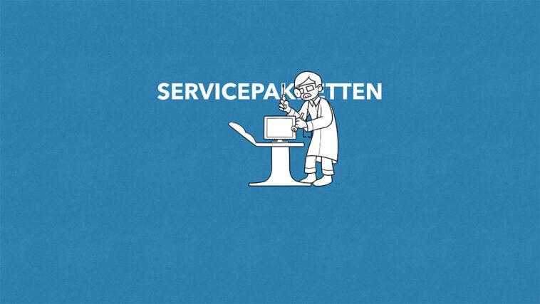 Textmaker Servicepakketten