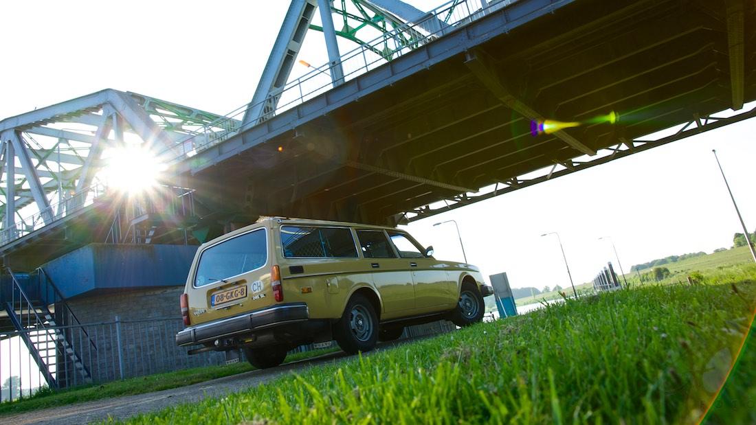 Volvofluisteraar brug
