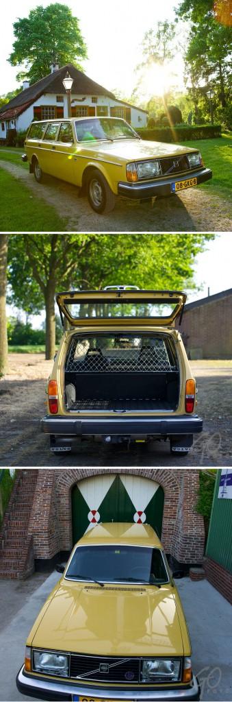 volvanVolvo Volvofluisteraar serie van drie