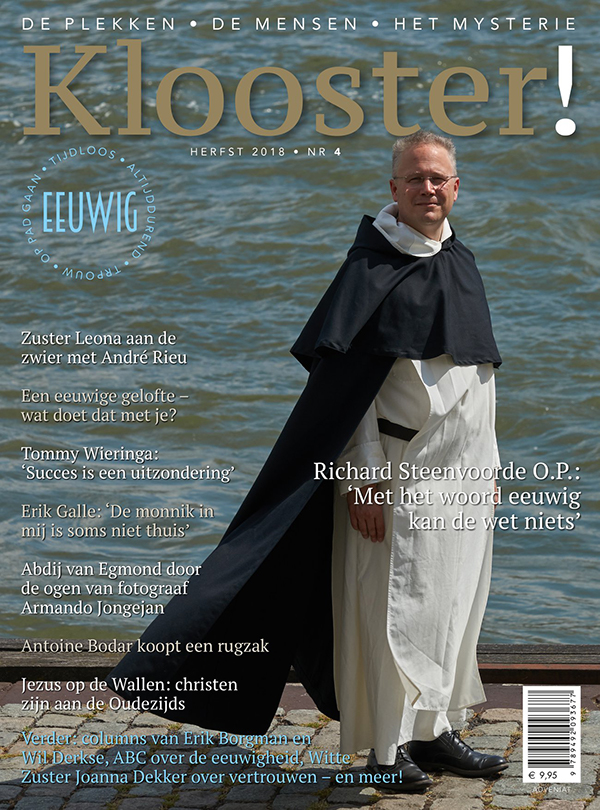 Cover Klooster! herfst 2018