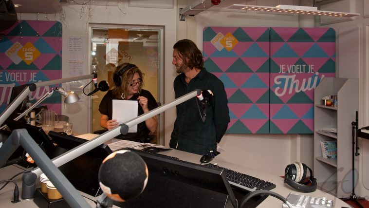 Annemiek-Schrijver-en-Sander-Troelstra-Radio-5