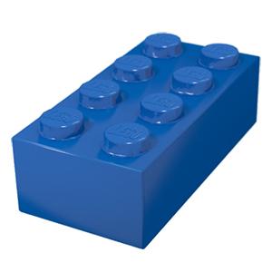 LEGO bouwsteen bij artikel over WordPress
