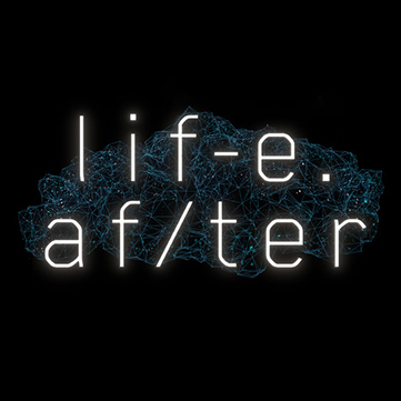 Life After podcast met link naar Apple Podcasts