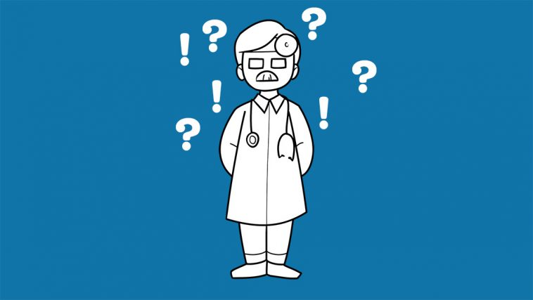 Speel de WordPress quiz dokter met vraagtekens uitgelichte afbeelding